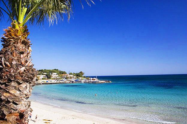 Spiaggia di Fontanebianche