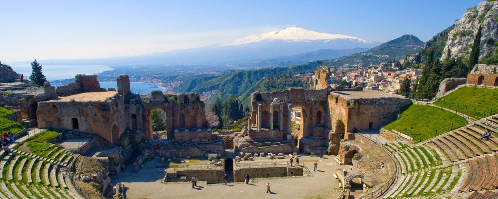 taormina teatro antico
